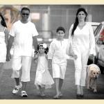 צילומי משפחה בלבן צילום אילן סימן טוב