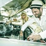 צילום אומנותי צילומי חתן כלה צילומי טראש דה דרס צילום אילן סימן-טוב סטודיו לצילום ארועים אפנה ובוקים מכוניות אספנות מועדון החמש