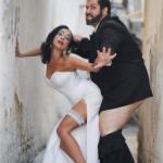 תערוכת צילומים חתונה #איזבל אדלר #דפנה ארמוני מה קשור צילום אילן סימן-טוב