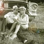 צילומי חתן כלה צילומי טראש דה דרס צילום אילן סימן-טוב סטודיו לצילום ארועים אפנה ובוקים מכוניות אספנות מועדון החמש