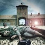 אוושביץ היטלר צורר רשימת שינדלר תערוכת ''אילוזיה אחרת ''צילום אילן סימן טוב