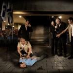רצח רבין כיכר רבין קובי מחט יגאל אמיר צילומים מיוחדים צילומי תערוכה אילוזיה אחרת