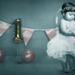 1 בלונים יום הולדת תינוקת ניו בורן אילן סימן טוב סטודיו לצילום בתל אביב