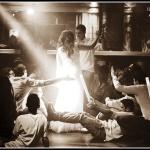 חתונהאילן סימן טוב אילוזיה אחרת סטודיו לצילום ארוע ריקודים שמח