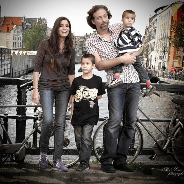 בוק משפחה וילדים