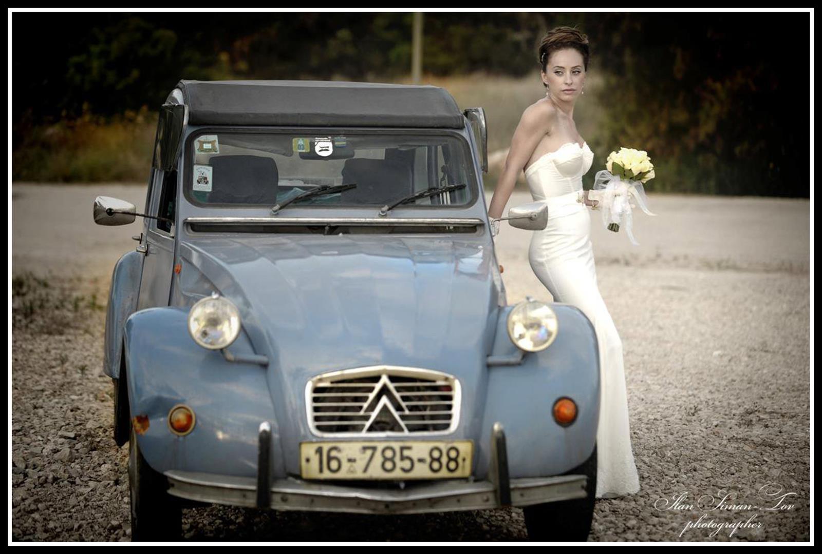 חתונה צילומי חוץ